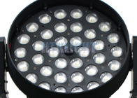360 Watt RGBW 4 In1 LED Wash Moving Head Light With Zoom Angle 15 - 60 Degree