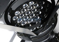 31x10W White RGB LED Stage Light For Car Exhibition / Trade Show / Auto Show