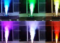 Remote Control 21 Pcs 3W RGB Smoke Machine With 15 Degree Beam Angle