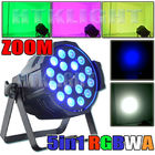 چراغهای Spot Iat20 Theater، Zoom LED Stage Spotlights 18x15 Watt RGBWA قابل تغییر