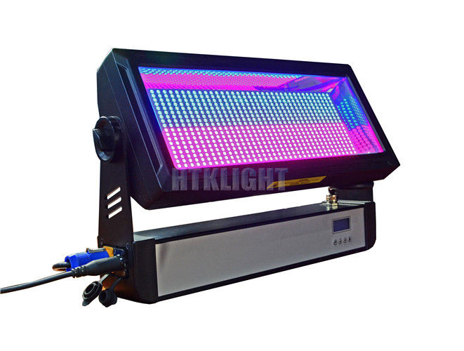 450W SMD 3in1 Outdoor Wall Washer Led Lighting With 648 Pcs RGB MSD LEDs