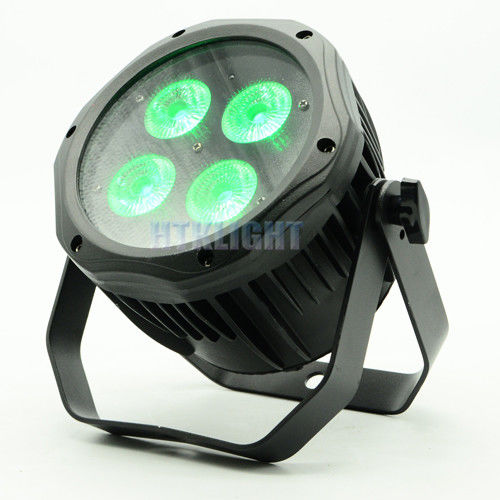 5 in1 RGBWA Waterproof LED Par Light With Battery And Wireless Control