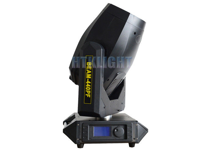 Energy Saving Stage Moving Head Light With Aluminum Handles / Beam 15R Moving Head