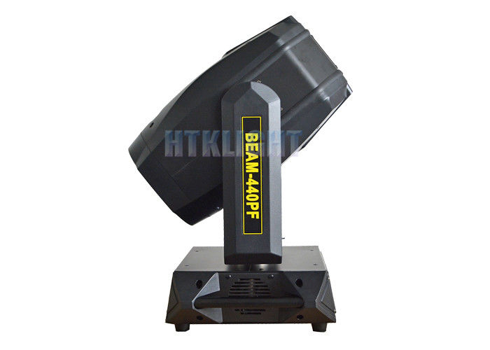Master / Slave Control Mode 440W 17R Beam Moving Head Flame - Retardant Plastic Housing