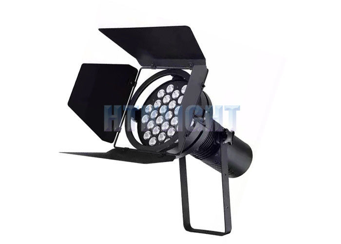 Water - Proof Par Cans Stage Lights / CRI90 60Hz Cree LED Effect Light