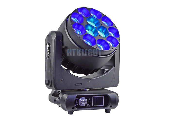 11CH Professional LED Stage Lighting Auto Control Mode 5 Degree Beam Angle