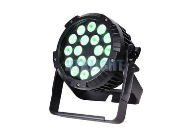 Resistant Water 64 LED Par Can Stage Lights Master - حالت کنترل برده